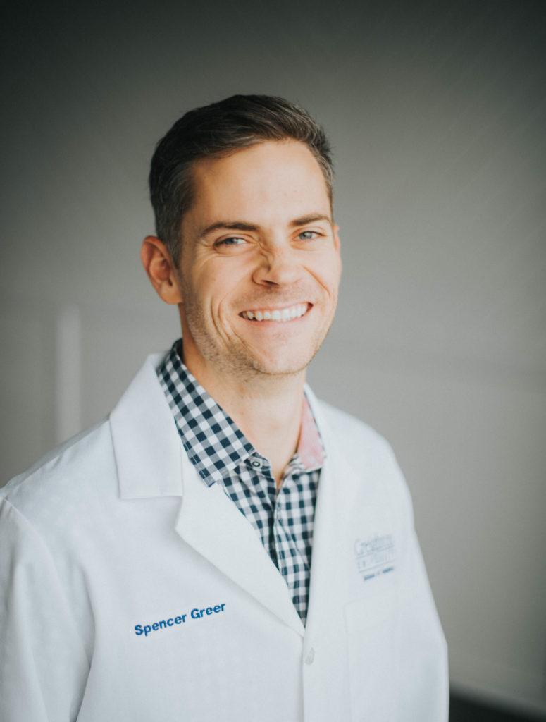 Mid-Columbia Dental Dentist Dr. Spencer Greer